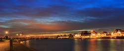 Hafen von Volendam, Niederlande
