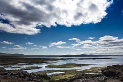 Isländische Schönheit