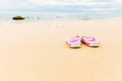 Endlich wieder am Strand