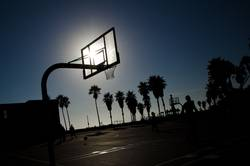 Sunset Beach Basketball