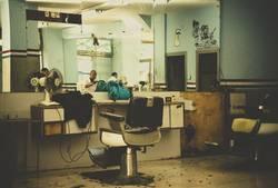 neulich in Kuba beim Friseur