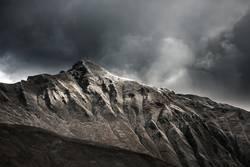Fantastische Bergwelt.