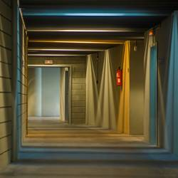 katakomben 2.0 - oder kein stuhl am ende des tunnels