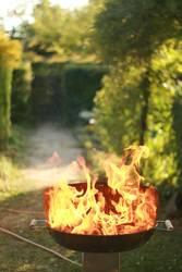 DER FLAMMENDE GRILL MK IV