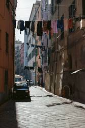 A street in Naples