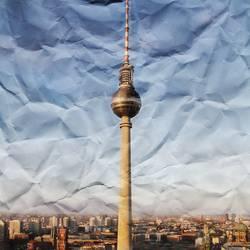 Crumbled Paper Berlin