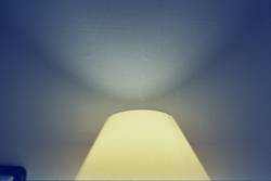 just a lamp