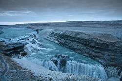 Wasserfall am Morgen