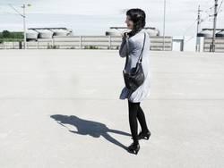 Lady in Grey