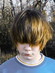 ......die Frisur sitzt