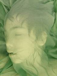 Der kleine Drache schläft
