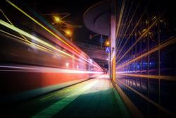 S-Bahn Lichter