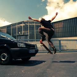 Car skate II