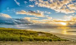 Sunset at Langeoog