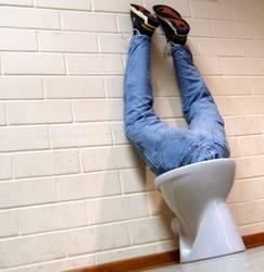 Toilettentieftaucher