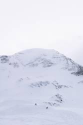 Gipfeltreffen (mit Gletscherzunge)