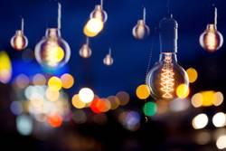 Vintage Glühbirnen von Edison Typ