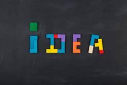 Kreatives Ideenlösungskonzept des Geschäfts