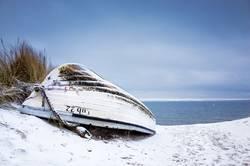 Beach Lubmin - Winter Study VII