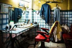 hair salon in Marrakech - Marocco