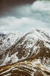 view on the High Tatras IV