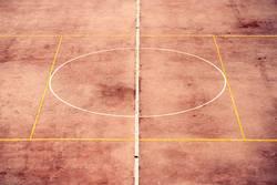football ground in El Jadida - Morocco