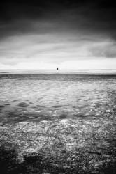 Beach Lubmin - Winter Study VI