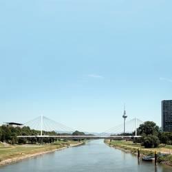 Entlang dem Neckar