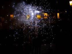 Peruanisches Feuerwerk