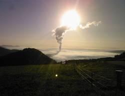 Wolkensäule