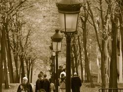 Laternenwelt von Paris