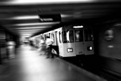 subway to uhlandstrasse