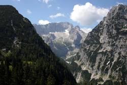Zugspitze durchs Höllental