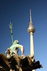 Neptuns Dreizack vs Berliner Einzack
