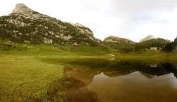 Funtensee und Viehkogel nahe Berchtesgaden
