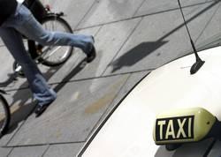 taxi oder zu fuß?