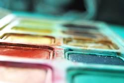 Palettierte Farben