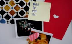 i <3 my kitchen-kitsch