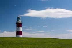 Smoking Lighthouse