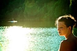Sonnenwasser .