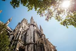 St. Ouen in Rouen, Frankreich