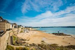 St. Malo am Meer