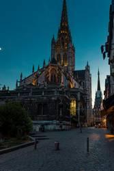 Kathedrale Notre Dame von Rouen, Normandie, Frankreich