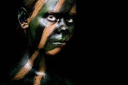 Camouflage Girl (1)