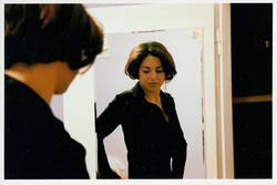 look at the mirror and remember to forget