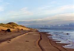 Morgenstimmung am Meer