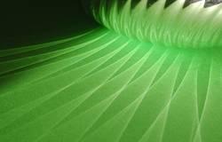 grüner glanz
