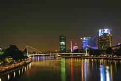 Mainimpressionen von Frankfurt