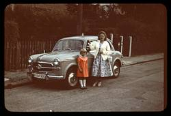 my grandmothers car
