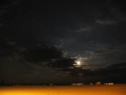 Nacht am Strand 2